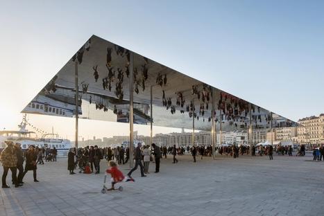 Foster + Partners, padiglione Vieux Port Marsiglia, Francia