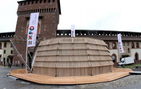Michele De Lucchi, Agorà, Expo Milano 2015