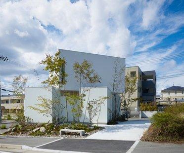 fujiwarramuro architects Edificio residenziale a Minoh