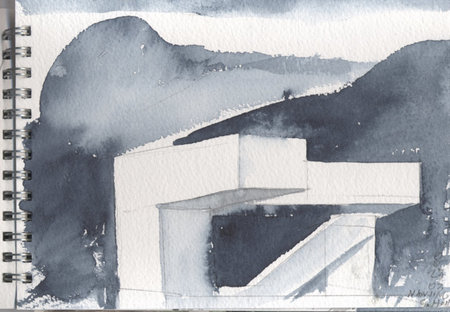 Steven Holl, Nanjing Sifang Art Museum, Cina
