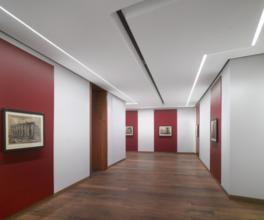 Mostra Architecture in Cultural Strife. Russian and Sowjet Architecture in Drawings 1900-1953