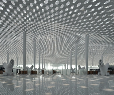 Fuksas Shenzhen Bao'an International Airport