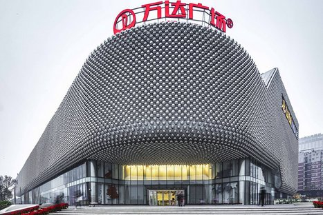 UNStudio Hanjie Wanda Square, Wuhan, Cina