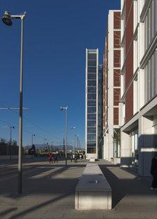 Rogers Stirk Harbour DA.Studio nuovo centro civico Scandicci