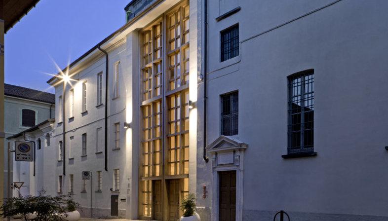 mostra #ARCHITETTURE #ARCHITETTI #LODIGIANO - SPAZIOFMGPERL'ARCHITETTURA