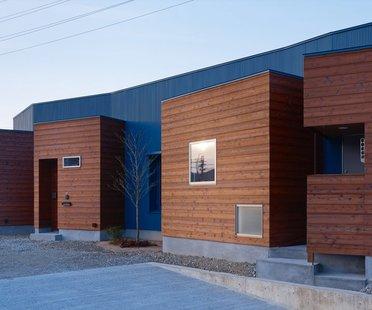 Fujiwarramuro Architects Edificio Residenziale a Sayo