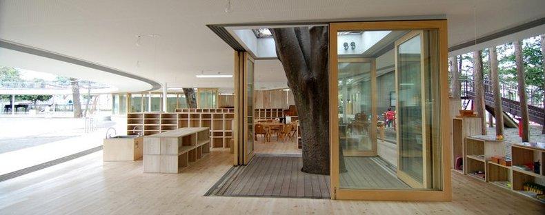 Tezuka Architects - Ecole maternelle Fuji. © Katsuhisa Kida/FOTOTECA