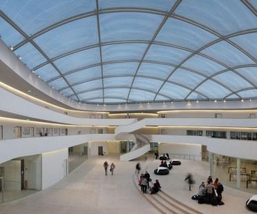 HASCHER JEHLE Architektur - Neues Gymnasium Bochum