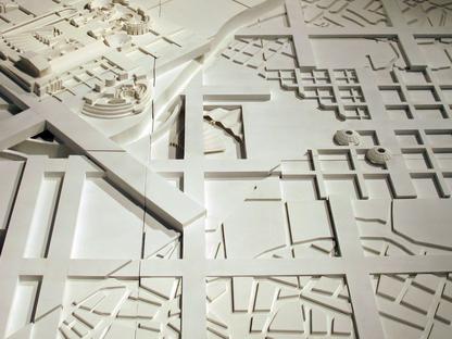modello per la mostra Piranesi.Variations per la Biennale di Venezia 2012