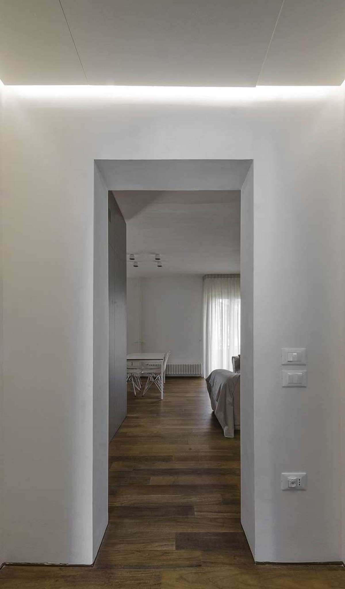 Sundaymorning, Interior residenziale a Pisa