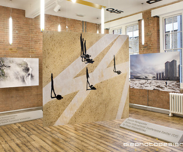 Mostra Building Images, Londra