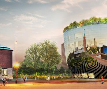 MVRDV Collection Building Museum Boijmans Van Beuningen, Rotterdam