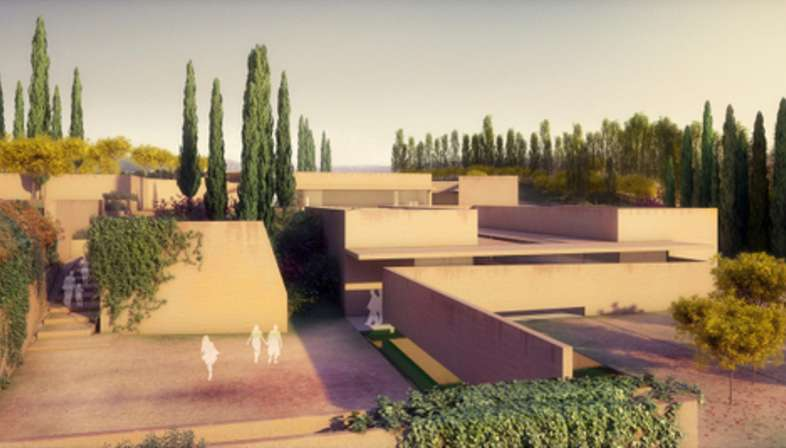 mostra Visions of the Alhambra - Álvaro Siza + Juan Domingo Santos