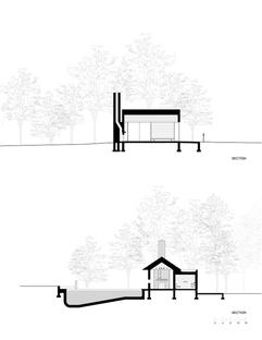 Robert M. Gurney FAIA, Nevis Pool and Garden Pavilion