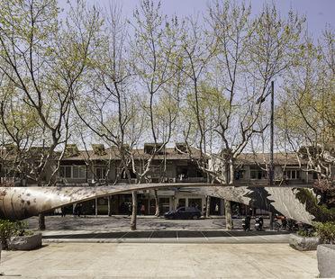 UNStudio Xintiandi Installation, Shanghai
