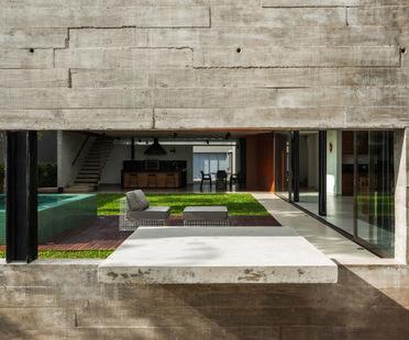 Flavio Castro, Casa Planalto edificio residenziale a San Paolo, Brasile