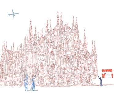 mostra Identità Milano - Triennale di Milano