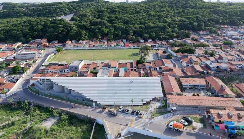 Herzog & de Meuron Arena do Morro - Natal Brasile