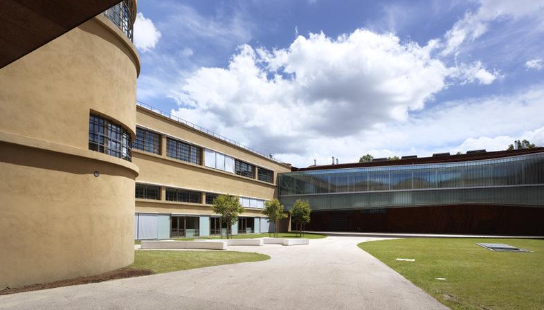MDU Architetti, Nuova Sede della Camera di Commercio di Prato