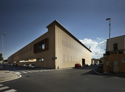 Images courtesy of MDU Architetti, ph.Pietro Savorelli
