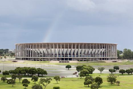 Libro 3+1 Stadia for Brazil Gmp