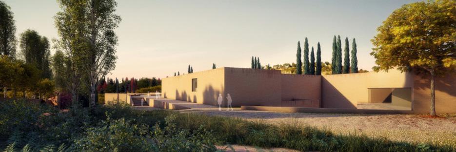 Álvaro Siza The Alhambra Project Vitra Design Museum Gallery