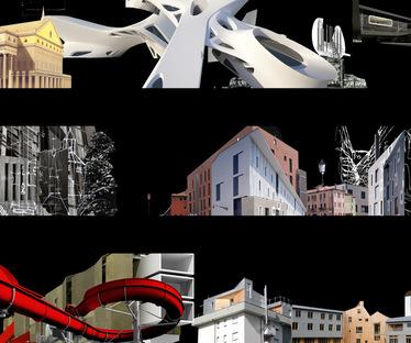 Geografie Italiane - Percorsi di Architettura Contemporanea