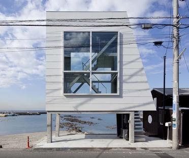 Window House di Yasutaka Yoshimura