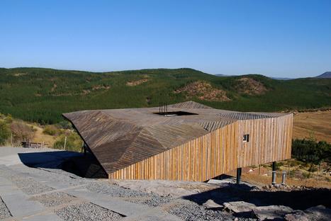 Kiltro House Talca a Pencahue, Cile dello studio Supersudaka