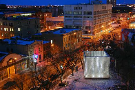 OMS Stage a Winnipeg, Manitoba, Canada, studio 5468796 Architecture