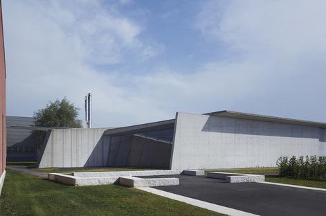 Al Vitra Campus di Weil am Rhein inaugurata l'Álvaro-Siza-Promenade