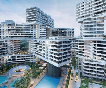 The Interlace di OMA vince la prima edizione di Urban Habitat Award CTBUH