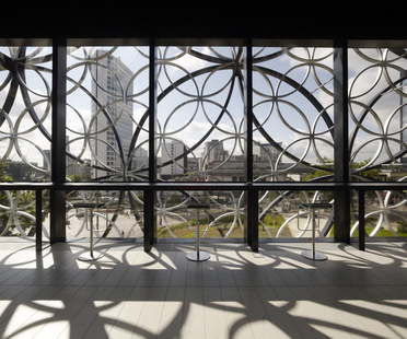 La Biblioteca di Birmingham progettata da Mecanoo vince il RIBA