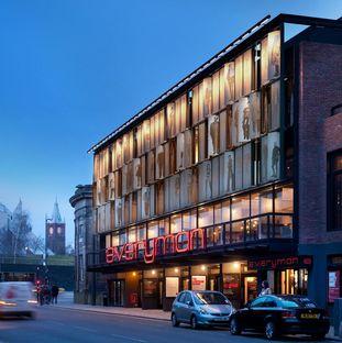 Haworth Tompkins Everyman Theatre, Liverpool ph. Philip Vile