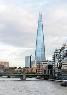 Renzo Piano Building Workshop London Bridge Tower ph Michael Denance