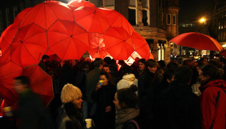 Bucky bar: incontri edificanti a Rotterdam