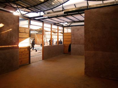Distrutta la scuola progettata da Mario Cucinella e Ar-co nella striscia di Gaza