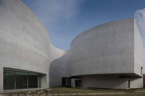 Álvaro Siza + Carlos Castanheira, Museo Mimesis, Ph.Fernando Guerra
