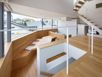 Fujiwarramuro Architects Edificio Residenziale a Matsubara Osaka