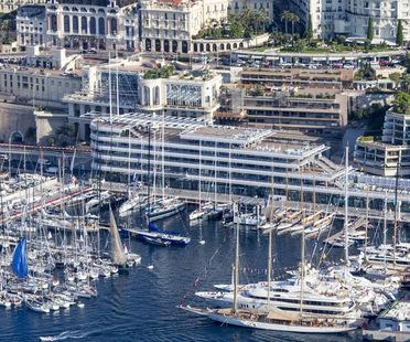 Foster+Partners Inaugurato il nuovo edificio dello Yacht Club di Monaco