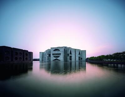 Louis Kahn  National Assembly Building in Dhaka Bangladesh, Raymond Meier