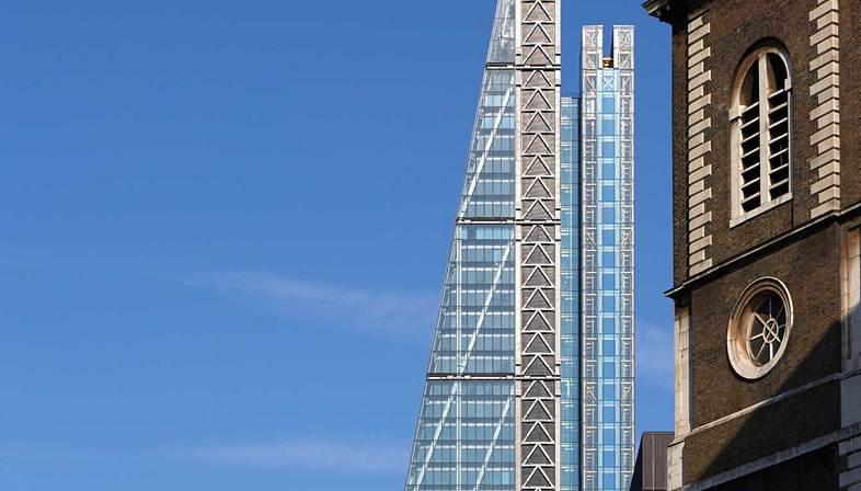 Il nuovo skyline di Londra