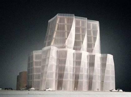 Model IAC Building