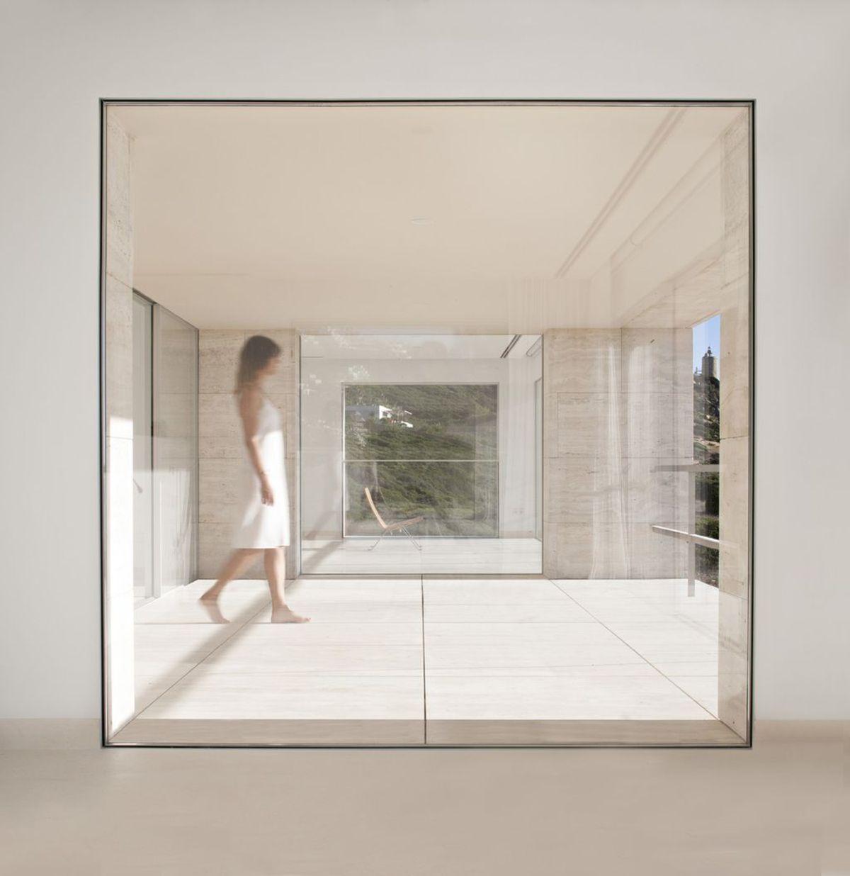 Alberto Campo Baeza e la House of the Infinite a Cadice (Spagna)