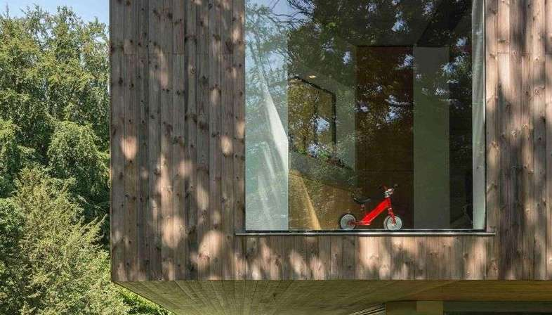 Smerin Architects: Red Bridge House nell'East Sussex