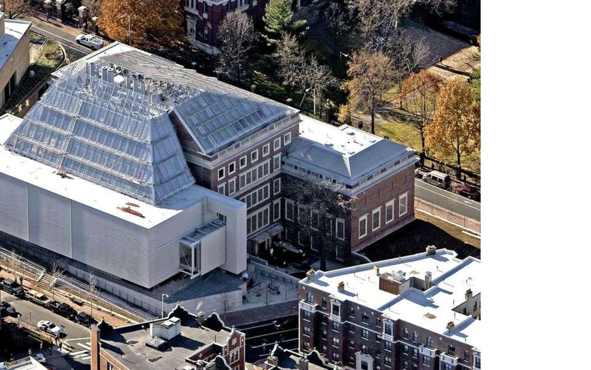 Harvard Art Museums di Cambridge, Renzo Piano