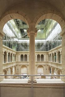 Harvard Art Museums di Cambridge, Renzo Piano