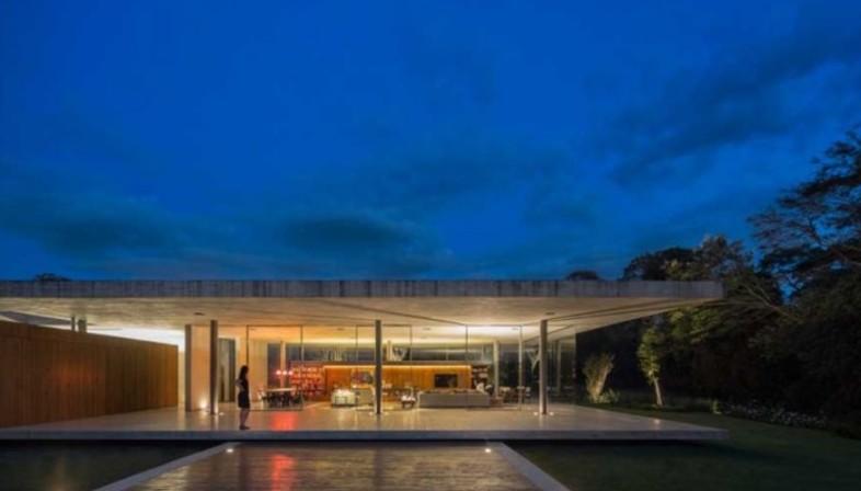Marcio Kogan (Studio mk27) e la Redux House a San Paolo (Brasile)
