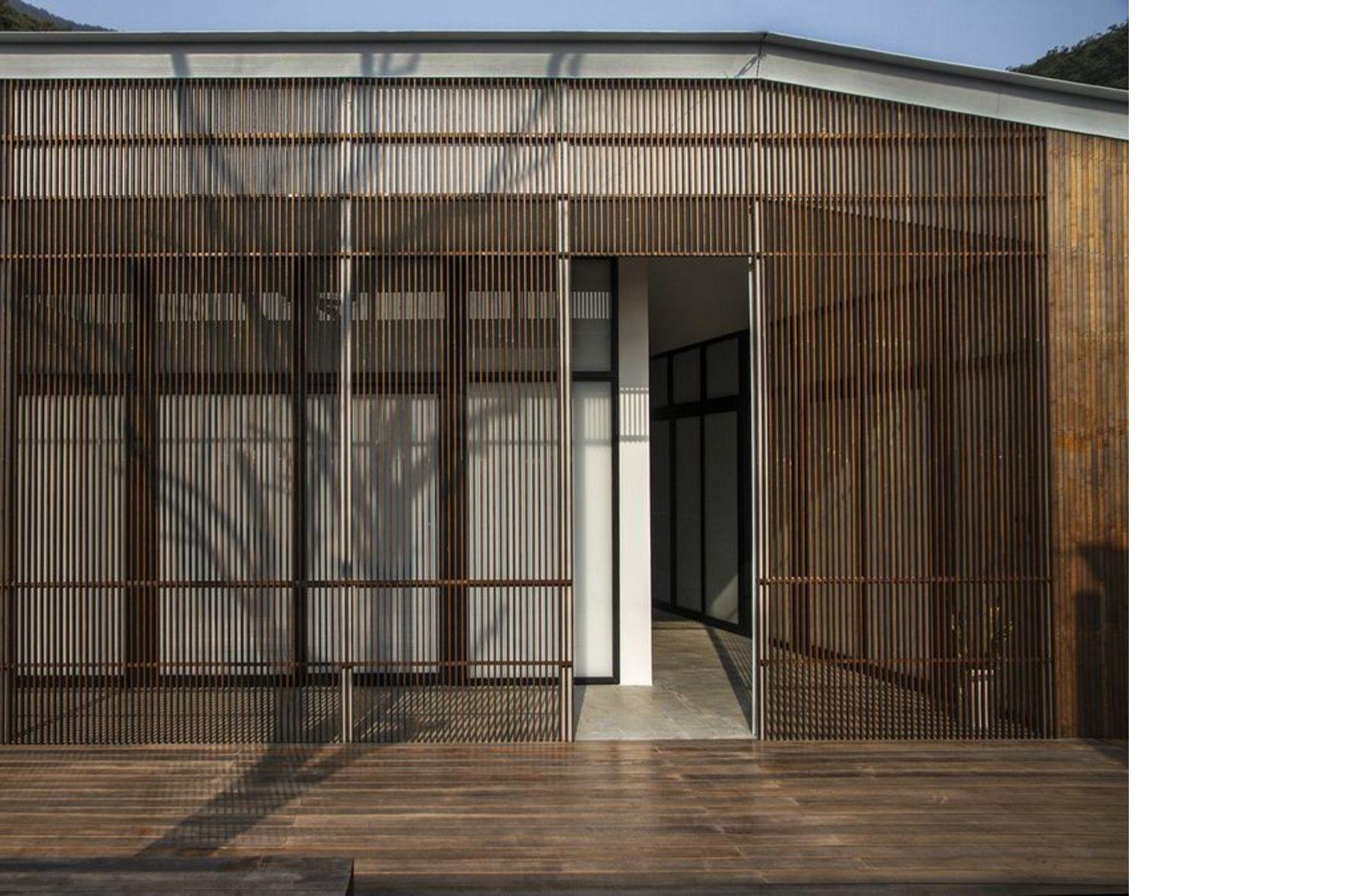 The Screen di Li Xiaodong e l'architettura come ponte verso il paesaggio