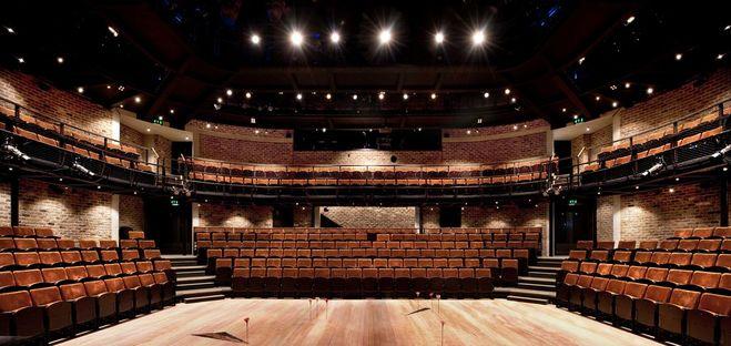 Haworth Tompkins: Everyman Theatre Liverpool
